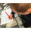 Alexandru enjoys writing.