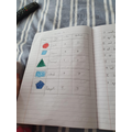 Fantastic Maths home learning.