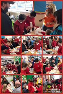 Respect - Here is the launch afternoon in Year 5/6
