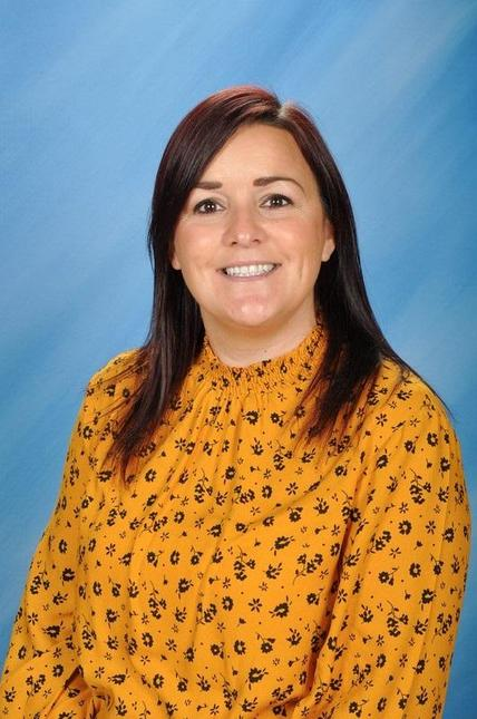 Mrs Carr - Teacher