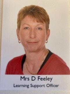 Mrs Feeley - Learning Support Officer