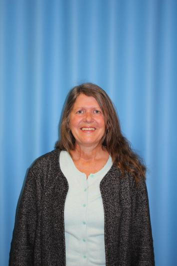 Receptionist - Miss Jill Griffin