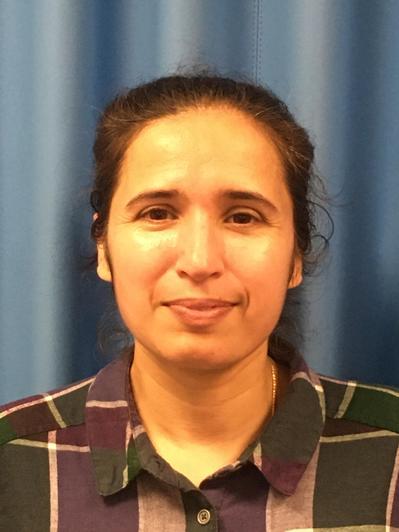 Cleaner - Mrs Amandeep Kaur