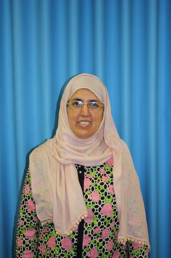 Early Years Practitioner - Mrs Shaheen Fatima