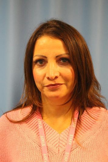 Teacher - Mrs Urszula Filipiak-Konderska