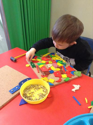 Manipulating shape and building strong fingers