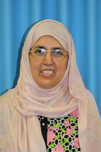 Mrs Shaheen Fatima