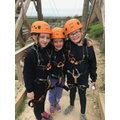 Birthday girl conquers her fear of heights