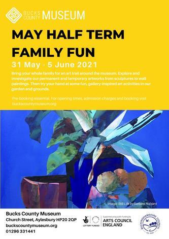 May Half Term Family Fun