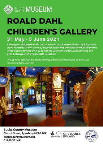 Roald Dahl Children's Gallery