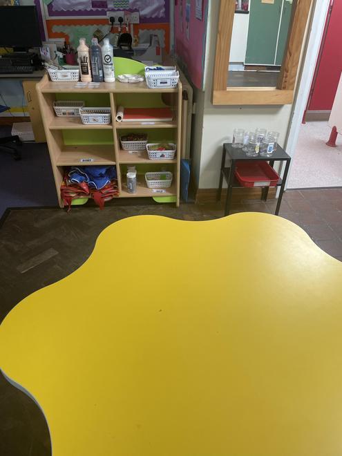 Willow Class Art Area
