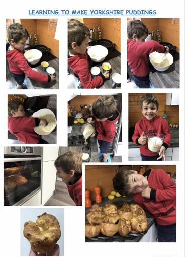 Charlie's Yorkshire puddings