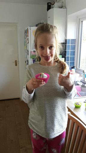 Niamh's baking