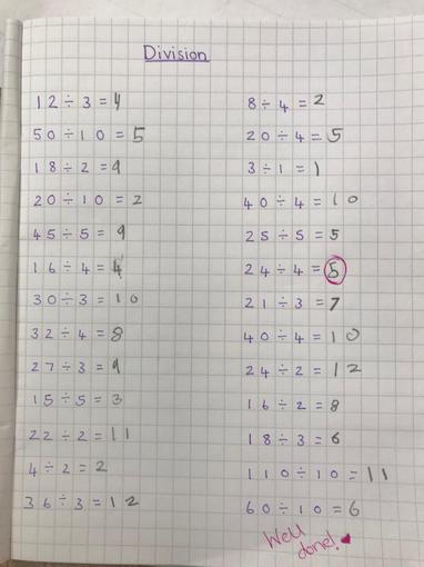 Isabelle's maths