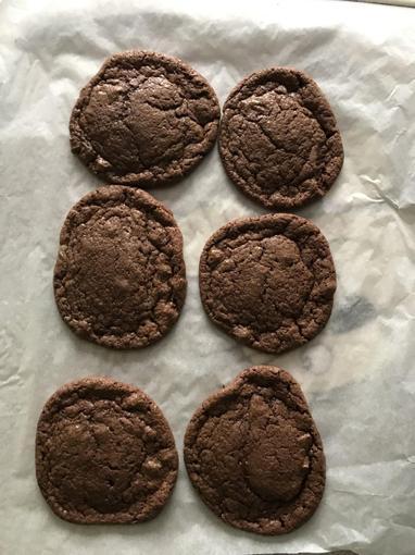 Tom's cookies, Yum!