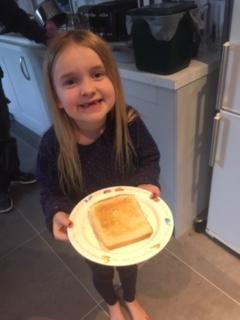 Millie Made Toast