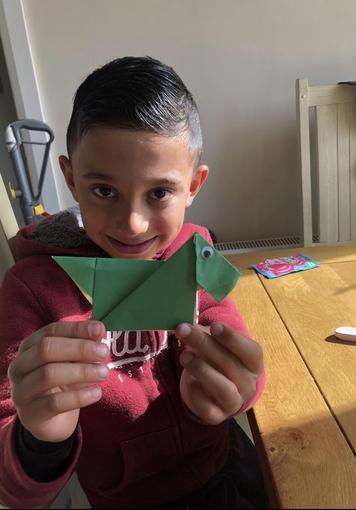 Fletcher's origami