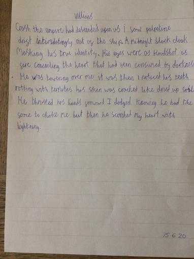 Some more fabulous writing from James