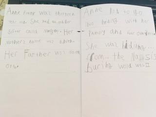 Martha's Writing 2