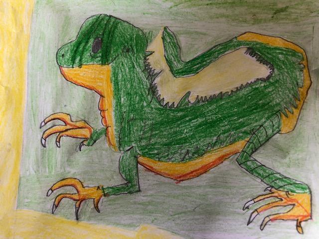 Fletcher's drawing