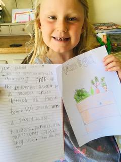 Martha's Writing