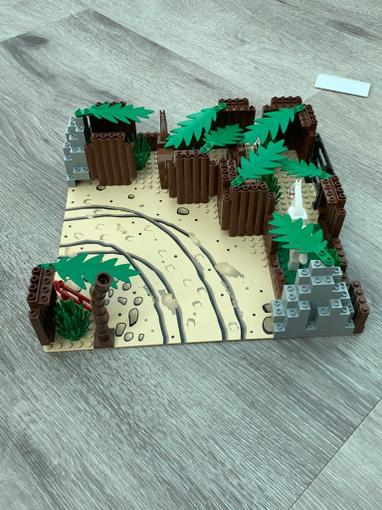 Ollie's Lego jungle