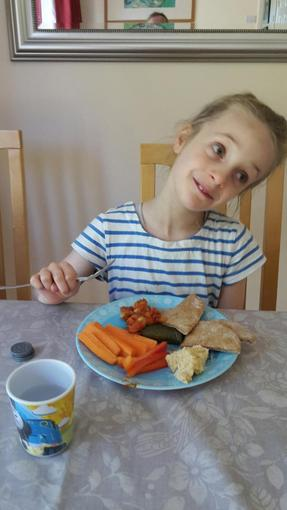 Niamh's greek food