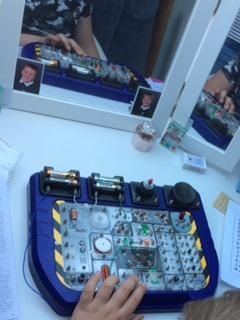 Joss's circuit board