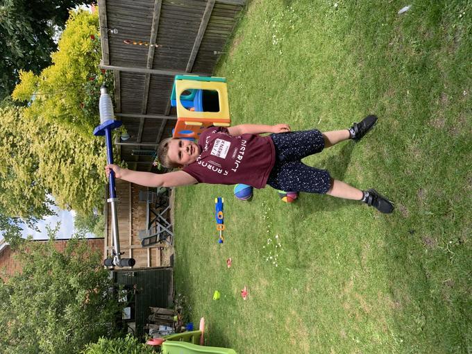 Rhys absolutely smashing his Viking workout!