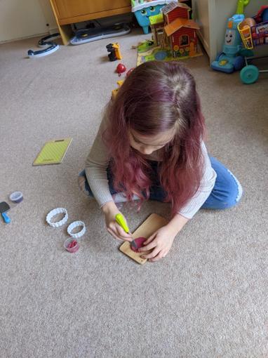 Lyssy has been feeling creative this week!