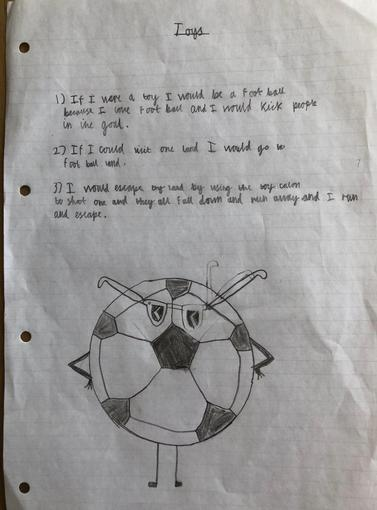 Fletcher's writing