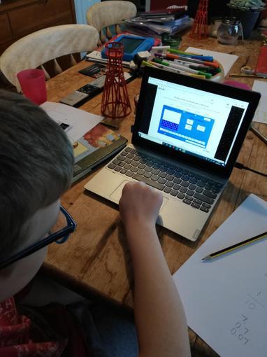 George W Maths online