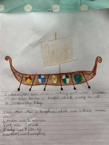 Rhys' awesome Viking research