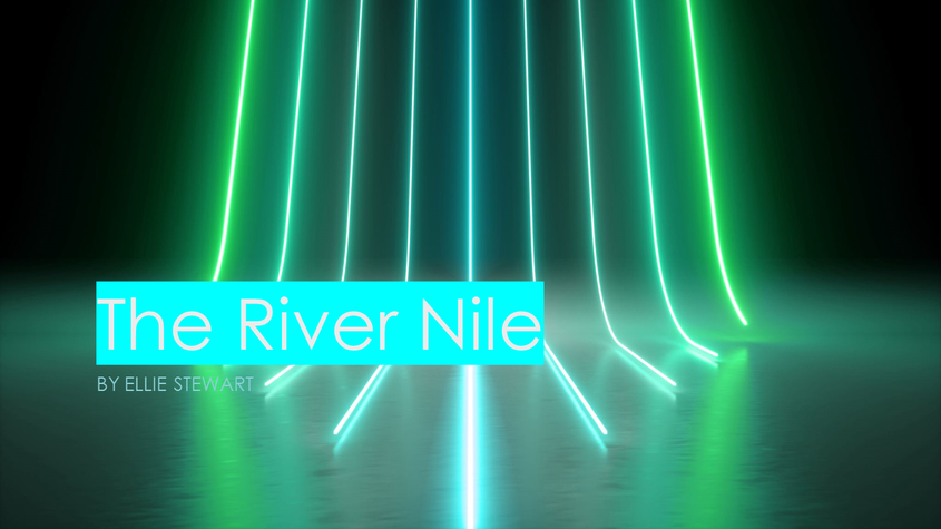 Ellie S The River Nile Fact File (1)