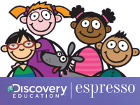 Discovery Education espresso home access