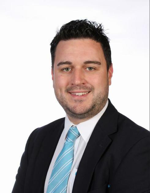 James Preston -  Parent Governor (Finance)