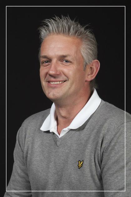 Ron Herriott -LEA Governor (Buildings)