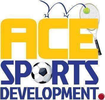 Ace sports and development logo