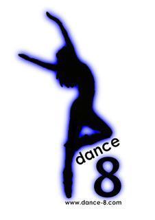 dance 8 logo