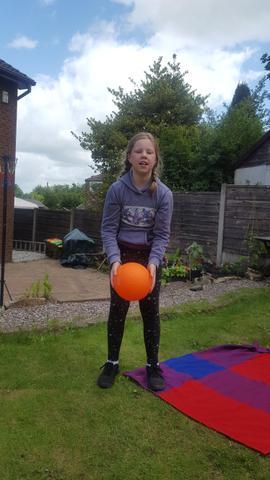 Izzy - Ball Activity
