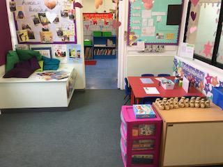 EY Writing Area