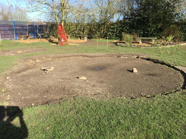 Foundations for the hub...