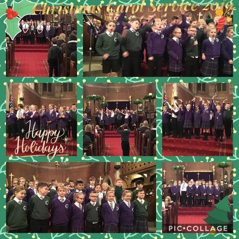 Church Carol Service 2019