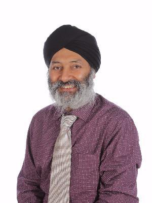Mr Singh - Teacher