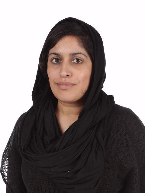 Mrs Iqbal - Teaching Assistant