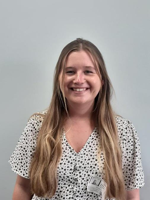 Miss Goldberg - Teaching Assistant
