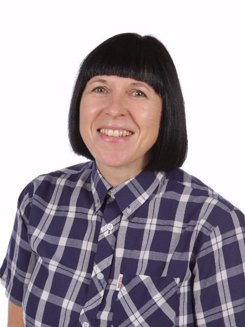 Mrs Green - HLTA