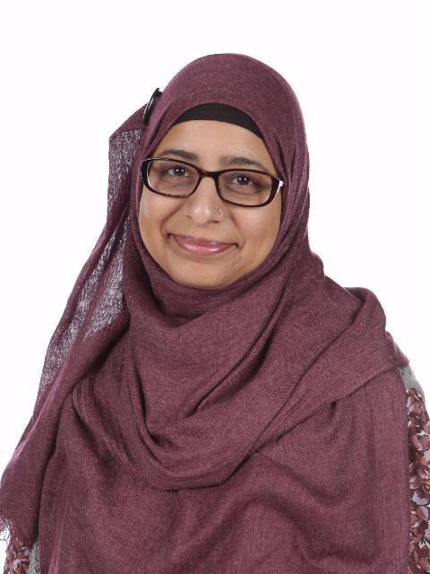 Mrs Safia - SEN Teaching Assistant