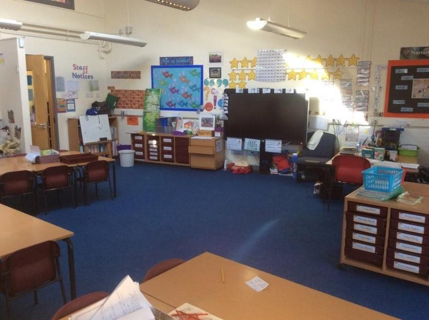 Tigers Classroom
