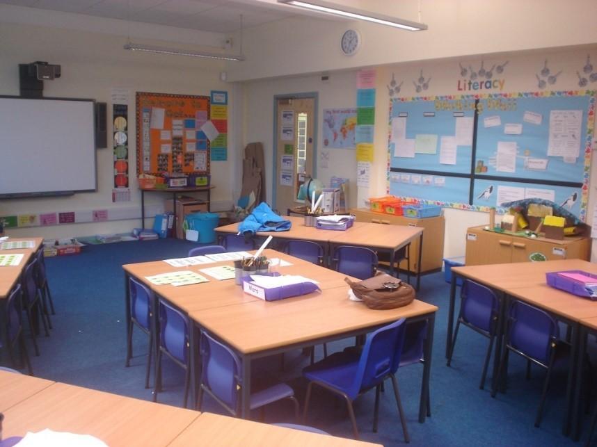 Oak Classroom